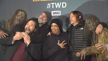 AMC could pull 'The Walking Dead' from Georgia if abortion law takes effect