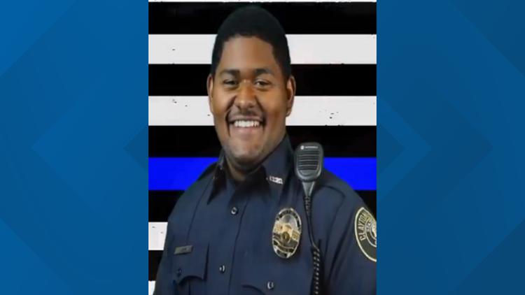 Clayton County Police identify officer killed in crash