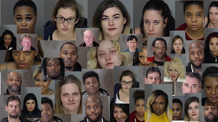 30 arrested in Super Bowl week sex trafficking sting in Dunwoody