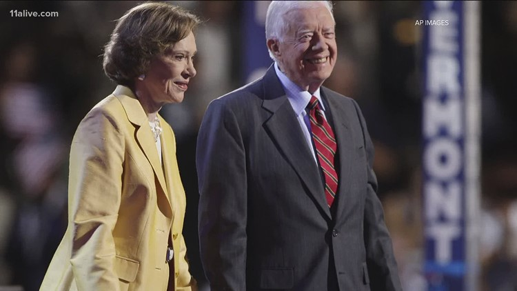 Jimmy, Rosalynn Carter work to raise $500K by the former president's birthday to help their hometown