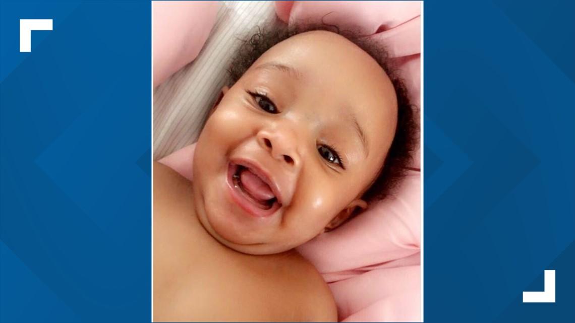 8-month-old Huntsville girl needs blood marrow donor
