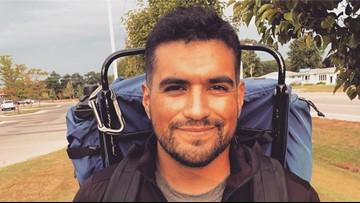Marine completes walk around Lake Michigan for veteran suicide awareness