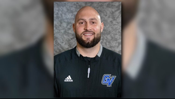 College football coach suspended after saying he'd like to have dinner with Hitler