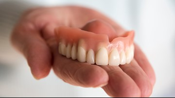 Florida woman bites intruder with what 'little teeth she got'